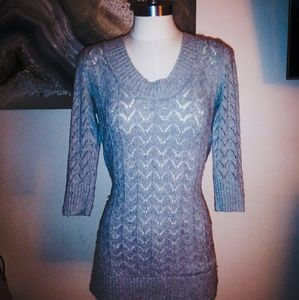 Express Mini sweater dress
